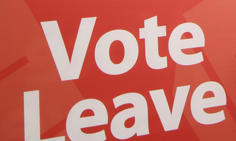 VOTE LEAVE FOR A FAIRER BRITAIN